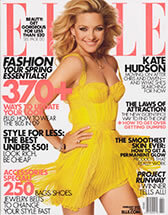 Elle Magazine With Dr. Levine