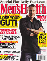 Dr. Levine Featured In Men's Health